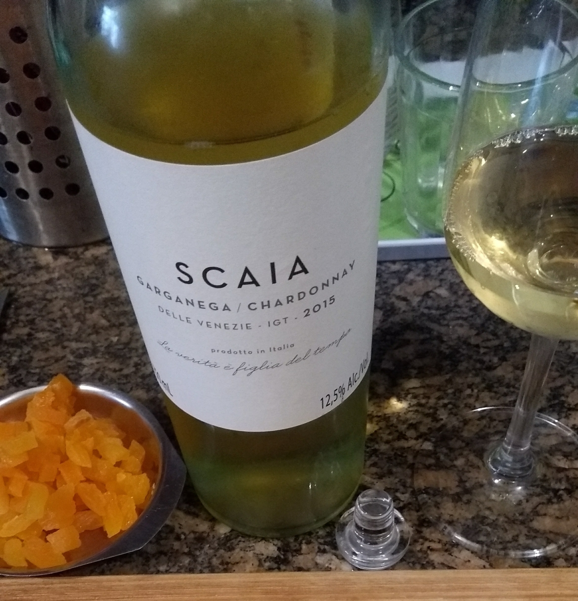 Cozinhar bebendo: uma ótima forma de começar a apreciar um vinho!