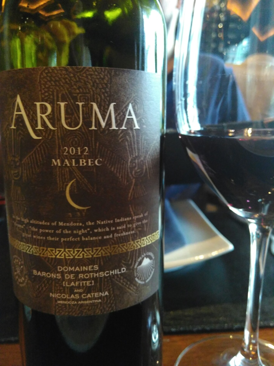 Aruma 2012 Malbec: vinho DiVino e que vale o post