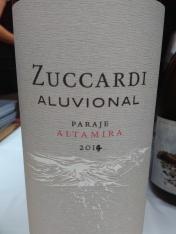 Zuccardi Aluvional 2014