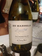 Cono Sur 20 Barels Sauvignon Blanc