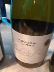 Maycas Limari Quebrada Seca Chardonnay 2015