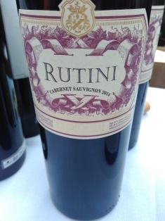Rutini Cabernet Sauvignon 2014