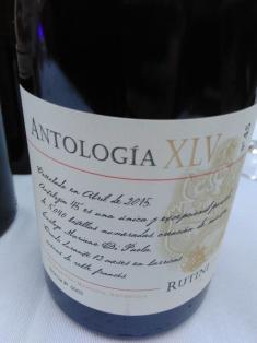 Rutini Antologia XLV 2015