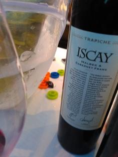 Trapiche Iscay Malbec e Cabernet Franc 2011