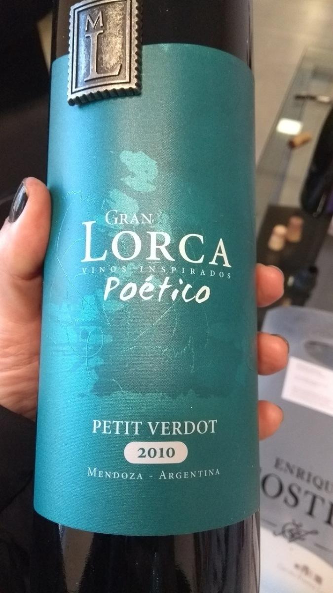 Gran Lorca Poético Petit Verdot 2010: vinho DiVino e que vale o post