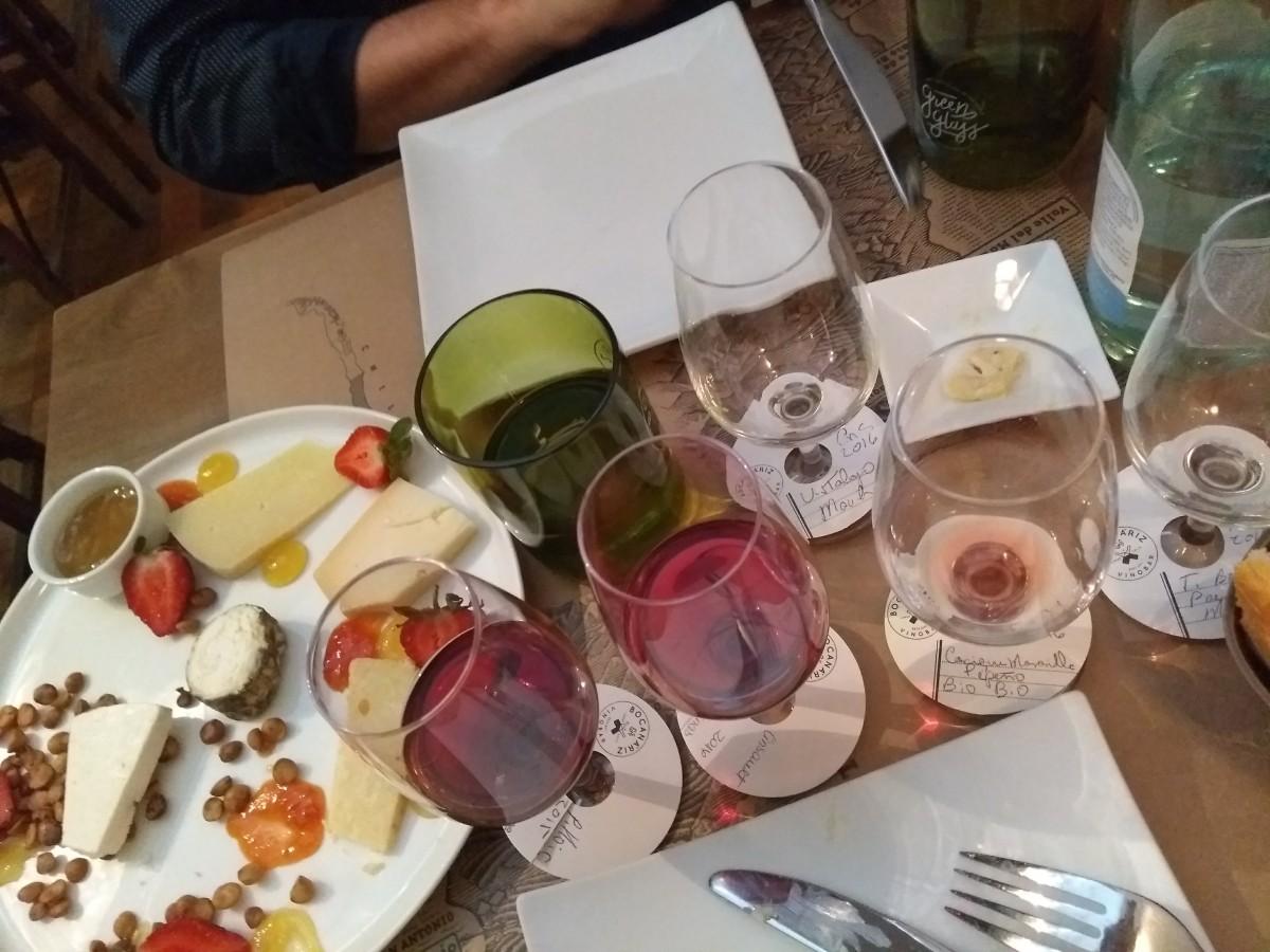 (Chile) 4 bares de vinhos por taça em Santiago