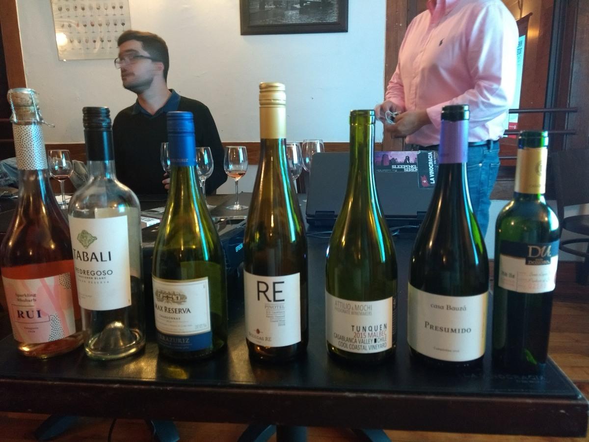 (Chile) Faça um 360 e entre no eixo dos bons vinhos chilenos!