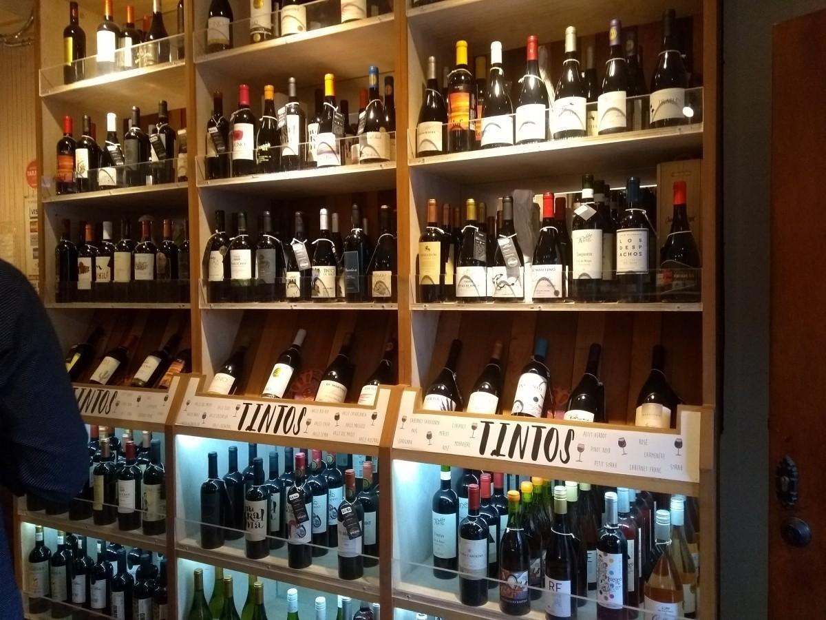 (Chile) 4 lojas para comprar seus vinhos em Santiago!