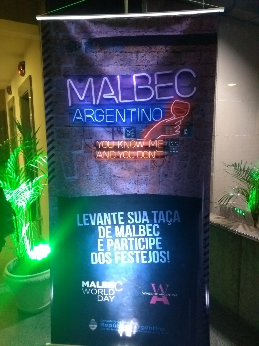 Uma noite de Malbecs: confira como foi a comemoração do Malbec Day no Rio!