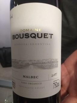 vinho organico