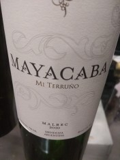 Mayacaba