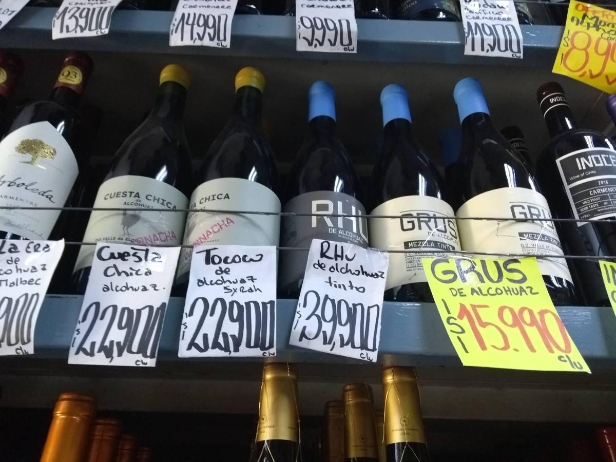 4 dicas de onde comprar suas garrafas de vinho em Santiago, no Chile